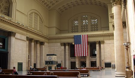 Union Station, Main Hall
