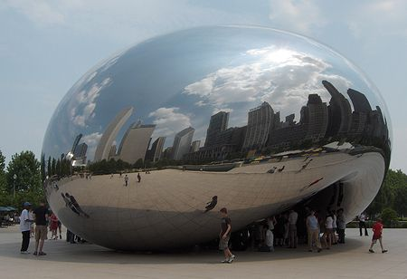 Millenium Park: Cloud Gate