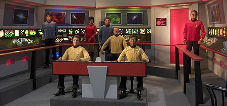 Concourse Star Trek