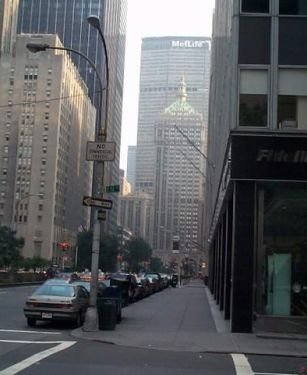 Photo: Madison avenue