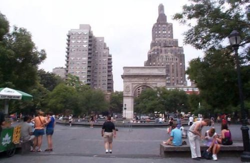 Photo: Washington Square
