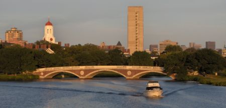 Photo: Charles River Bridge