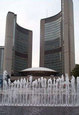 time of the Toronto City Hall