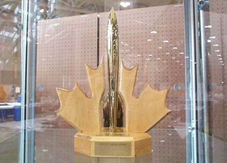Photo of the 2004 Hugo Award