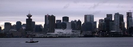 Skyline, from Vancouver North
