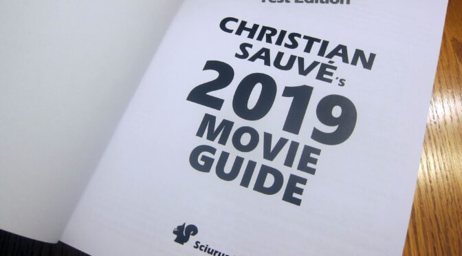 Now existing: The 2019 Movie Guide!