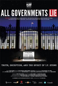 "<strong class=""MovieTitle"">All Governments Lie: Truth, Deception, and the Spirit of I. F. Stone</strong> (2016)"