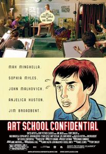 "<strong class=""MovieTitle"">Art School Confidential</strong> (2006)"