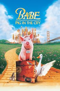 "<strong class=""MovieTitle"">Babe: Pig In The City</strong> (1998)"