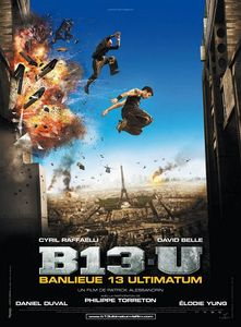"<strong class=""MovieTitle"">Banlieue 13: Ultimatum</strong> [aka <strong class=""MovieTitle"">District 13: Ultimatum</strong>] (2009)"