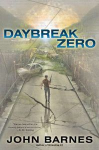 "<em class=""BookTitle"">Daybreak Zero</em>, John Barnes"