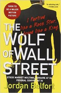 "<em class=""BookTitle"">The Wolf of Wall Street</em> and <em class=""BookTitle"">Catching the Wolf of Wall Street</em>, Jordan Belfort"