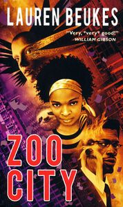 "<em class=""BookTitle"">Zoo City</em>, Lauren Beukes"