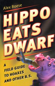 "<em class=""BookTitle"">Hippo Eats Dwarf</em>, Alex Boese"