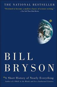 "<em class=""BookTitle"">A Short History of Nearly Everything</em>, Bill Bryson"
