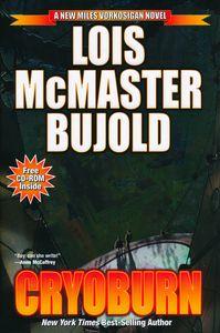 "<em class=""BookTitle"">Cryoburn</em>, Lois McMaster Bujold"