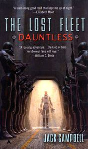"<em class=""BookTitle"">The Lost Fleet: Dauntless</em>, Jack Campbell (John G. Hemry)"