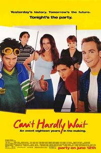 "<strong class=""MovieTitle"">Can't Hardly Wait</strong> (1998)"