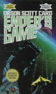 "<em class=""BookTitle"">Ender's Game</em>, Orson Scott Card"