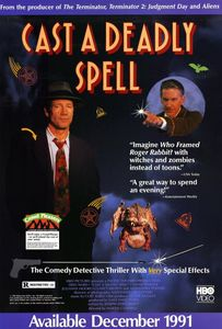 "<strong class=""MovieTitle"">Cast a Deadly Spell</strong> (1991)"