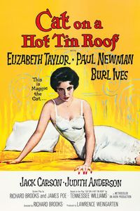 "<strong class=""MovieTitle"">Cat on a Hot Tin Roof</strong> (1958)"