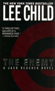 "<em class=""BookTitle"">The Enemy</em>, Lee Child"