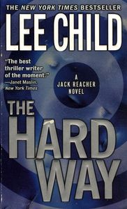 "<em class=""BookTitle"">The Hard Way</em>, Lee Child"