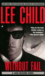 "<em class=""BookTitle"">Without Fail</em>, Lee Child"