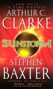 "<em class=""BookTitle"">Time Odyssey 2: Sunstorm</em>, Arthur C. Clarke & Stephen Baxter"