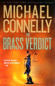 "<em class=""BookTitle"">The Brass Verdict</em>, Michael Connelly"