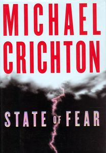 "<em class=""BookTitle"">State of Fear</em>, Michael Crichton"
