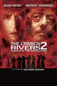 "<strong class=""MovieTitle"">Les rivières pourpres 2 – Les anges de l'apocalypse</strong> [<strong class=""MovieTitle"">The Crimson Rivers 2: Angels Of The Apocalypse</strong>] (2004)"