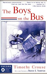 "<em class=""BookTitle"">The Boys on the Bus</em>, Timothy Crouse"