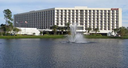 Hotel Marriott Orlando Airport