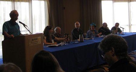 Panel d'ouverture, ICFA
