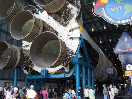 Saturn V, KSC