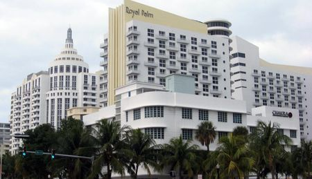 Edifice art deco, Miami Beach