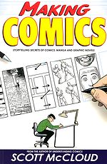 Couverture: Making Comics, Scott McCloud