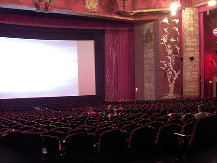 Photo: L\'intérieur du Chinese Theater
