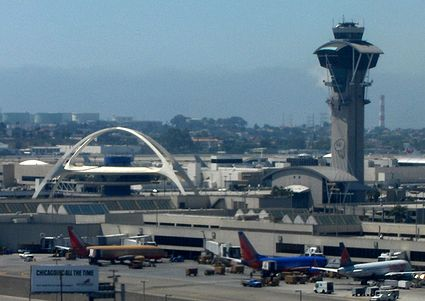 Photo: Aeroport LAX