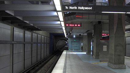 Photo: Station de metro