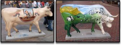 Essai: L'invasion des vaches bostoniennes