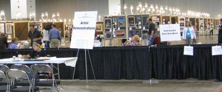 Photo: Exposition artistique