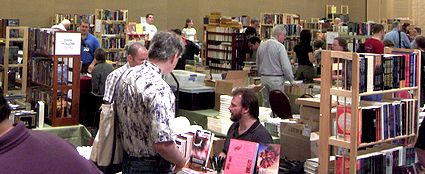 Photo: Readercon 2006, La librairie