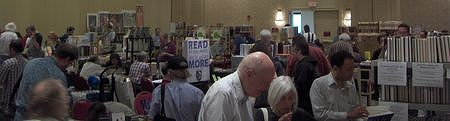 Congres 2007: Cinq sur cinq: Readercon 18