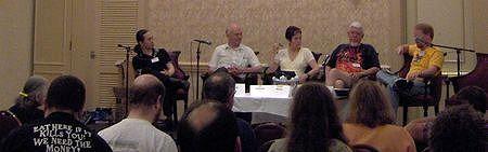 Panel sur la pard SF
