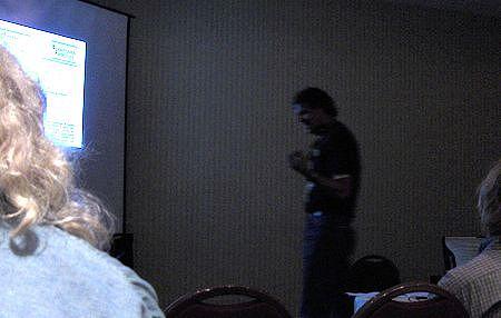 Presentation: Peter Watts