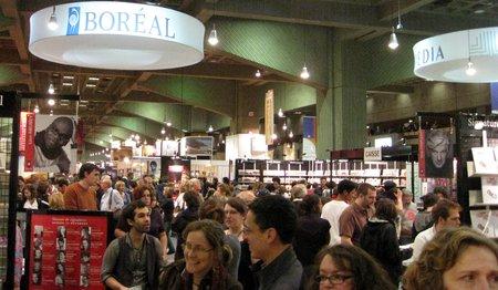 Photo: Salon du Livre de Montréal