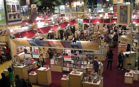 Photo: Salon du Livre de Montreal
