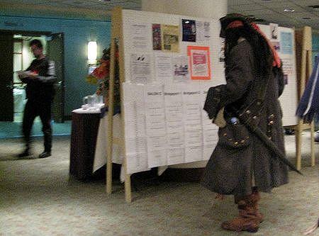 Photo: Costume, Jack Sparrow